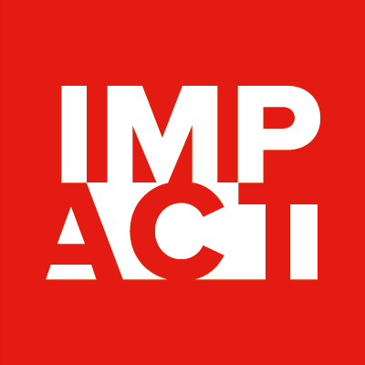 Impact market research logo